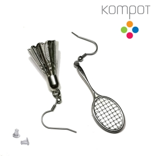 BADMINTON - mix, kov
